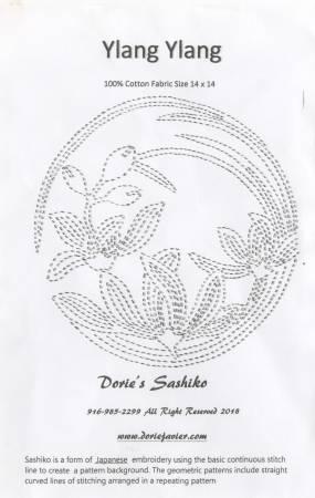 Ylang Ylang Sashiko