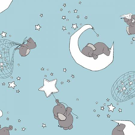 Baby Blue Dream Big Cuddle