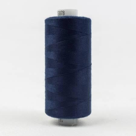 Designer All Purpose Polyester 40wt 1000m Regal Blue