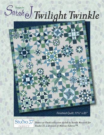 Twilight Time - Quilt Pattern