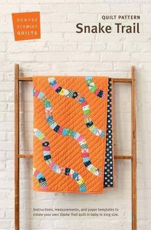 Snake Trail Quilt Pattern
