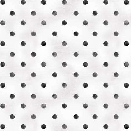 Black Paris Dots