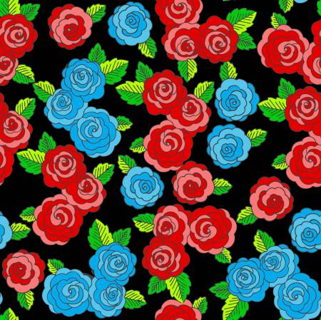 Frida's Roses