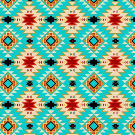 David Textiles - Native Argyle - Tur