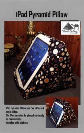 iPad Pyramid Pillow