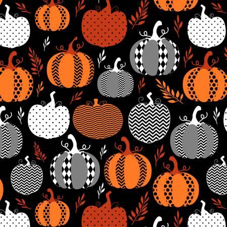 Halloween Night Pumpkin