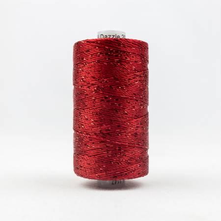 DZ-1147 Dazzle 8wt Metallic 183m X-Mas Red