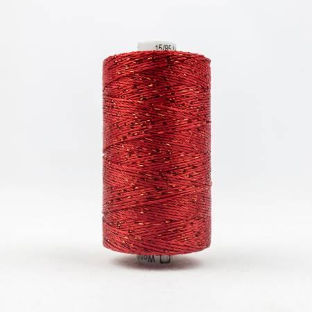 DZ-1267 Dazzle 8wt Metallic 183m Tomato Red