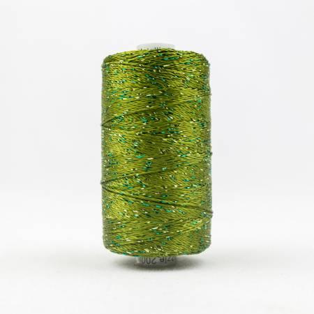 Dazzle 8wt Metallic 183m Avocado