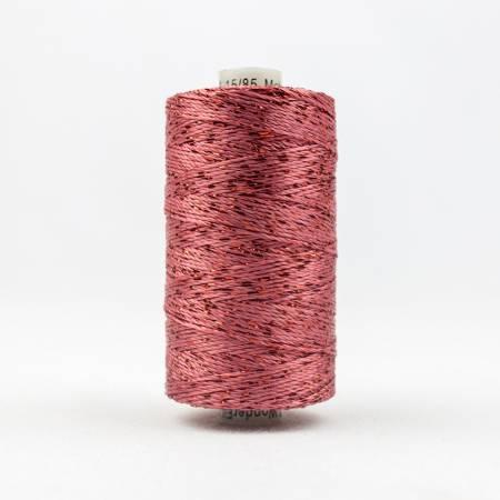 DZ-2514 Dazzle 8wt Metallic 183m Coral Rose