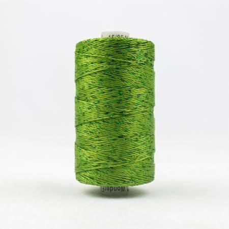 DZ-280 Dazzle 8wt Metallic 183m Grass Green