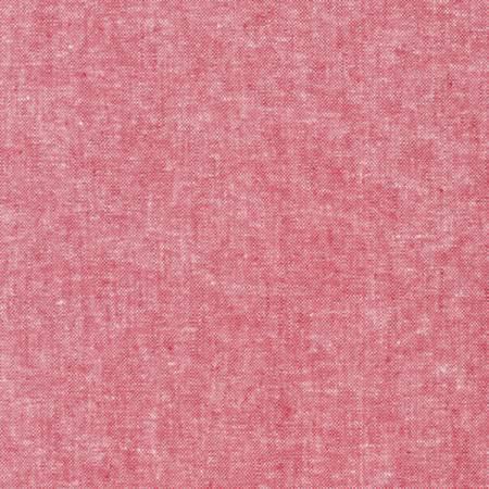 Essex Yarn Dyed - Red -  By Robert Kaufman