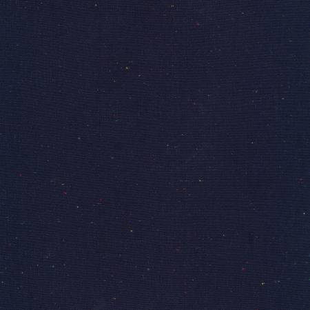 Navy Essex Speckle Yarn Dye
