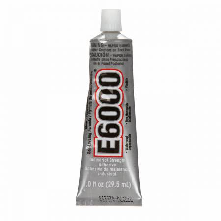 E6001 Adhesive Non-Flame Glue 1 oz (ORMD)
