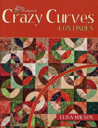 Crazy Curves Continues by Elisa Wilson