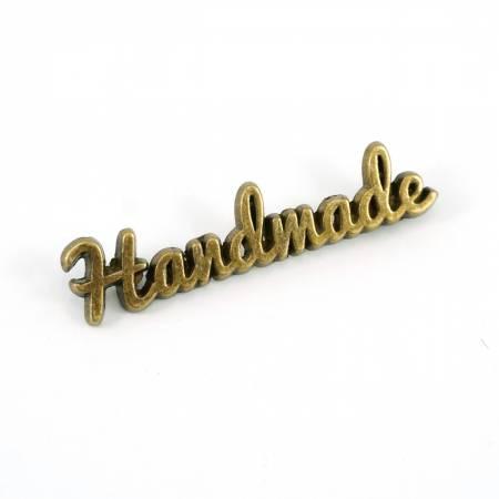 Handmade  - Label Bronze