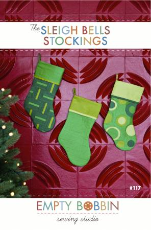 Sleigh Bells Stockings