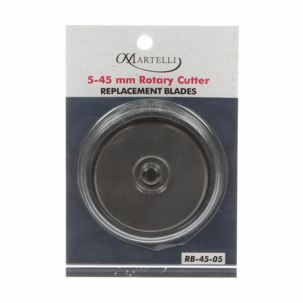 45mm Replacement Blades 5 count
