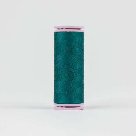 Efina 60 wt 2 ply cotton Amazon Green dark Blue Green EF09