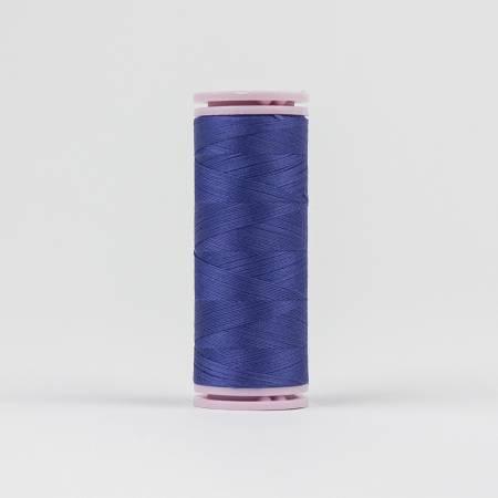 Efina 60 wt 2 ply cotton Larkspur Blue EF57