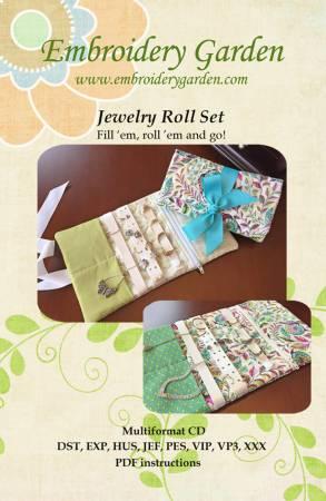 EG Jewelry Roll Set