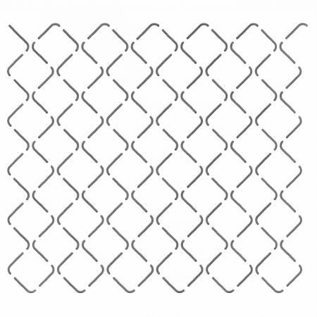 Quilt Stencil Mock Crosshatch