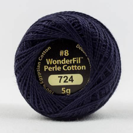 Eleganza 8wt 5-Gram Solid Perle Cotton Ball 42yd Martinique