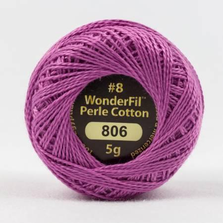 Eleganza 8wt 5-Gram Solid Perle Cotton Ball 42yd M