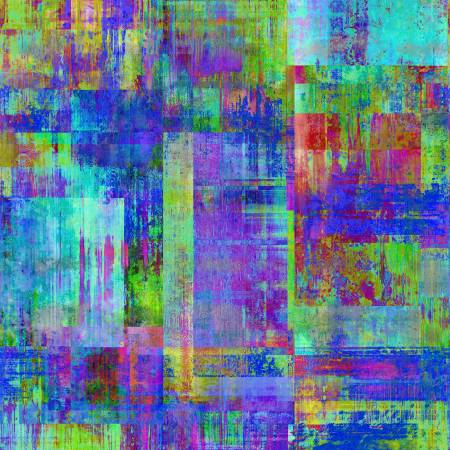 Elements Blue Digital 108in