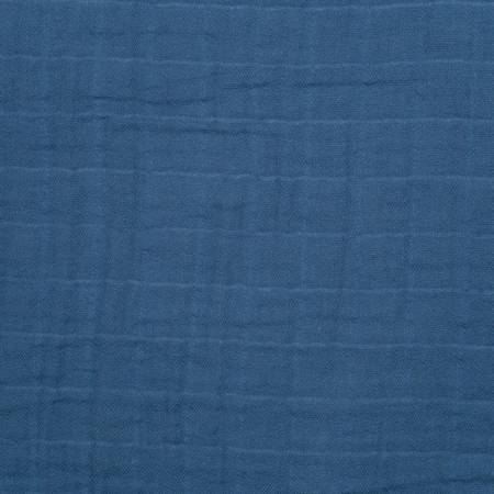 Shannon Embrace Double Gauze Solid Bluebell