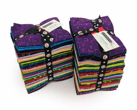 Fat Quarter Modern Batik 42pcs 4 bundles per pack