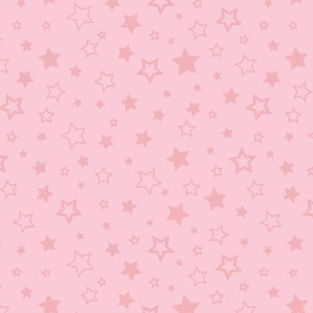 Cuddle Embossed Star - Blush