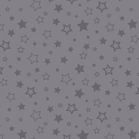 EMBSTAR-HAR 60'' Shannon Charcoal Embossed Star Cuddle