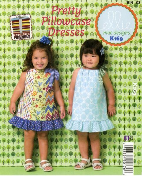 Pretty Pillowcase Dresses