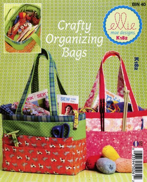Crafty Organizing Bags Pattern