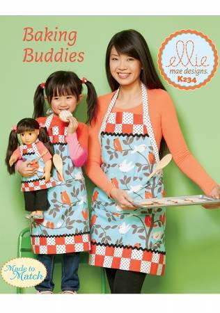 Baking Buddies Aprons
