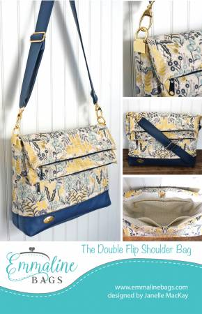 The Double Flip Shoulder Bag