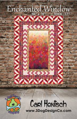 Enchanted Window Quilt Pattern