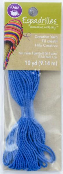 Espadrille Yarn Dark Blue