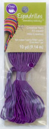 Espadrille Yarn Purple