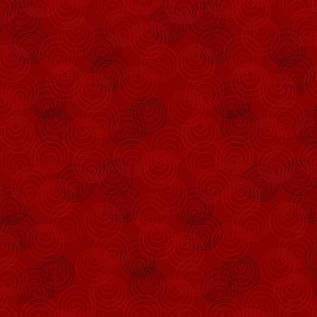 Bear Essentials 4 Dark Red Circles ESS4671-D