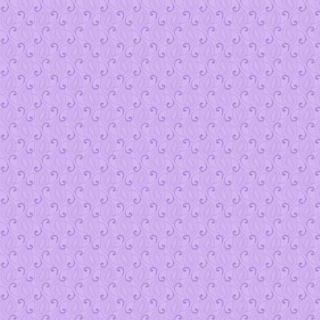 Bear Essentials Lavender Paisley ESS4672L