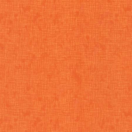 Pumpkin Quilter's Linen