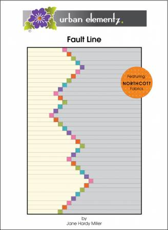 Fault Line Pattern - finishes 52 x 76