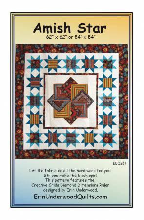 Amish Star pattern