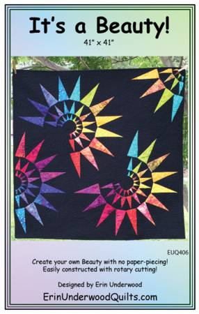 Erin Underwood Quilts - It's A Beauty