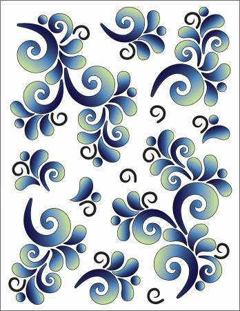 Gift- Decorative Decals Wave on Wave-Ocean