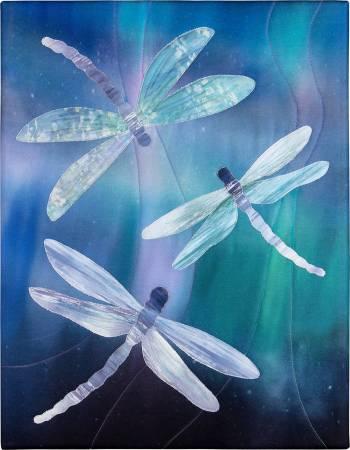 Emerald Valley Dragonfly - Block #2