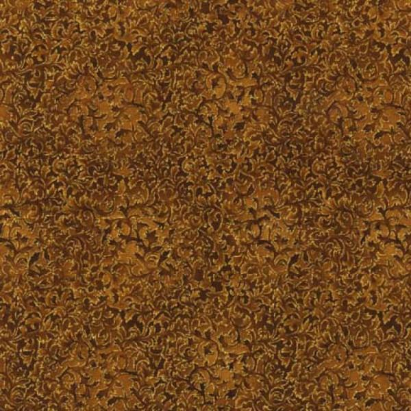 Cocoa Mini Scroll Metallic