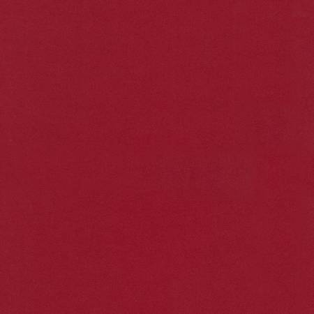 Robert Kaufman - Flannel Solids Scarlet